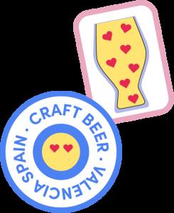 Sticker Love Craft Beer